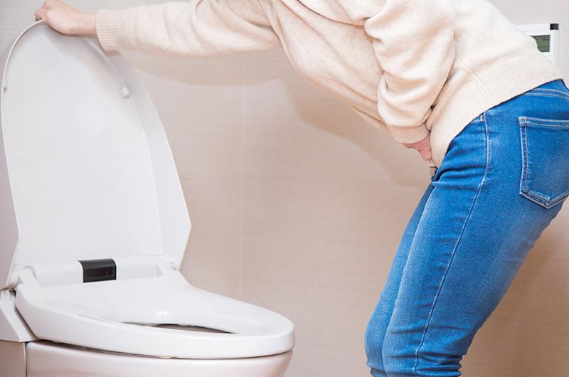 尿意切迫・頻尿・尿失禁などの症状が現れます