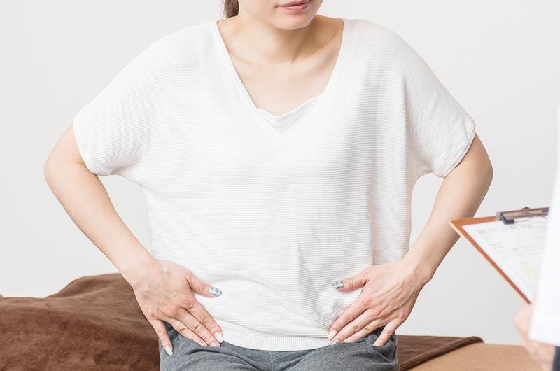 慢性骨盤痛症候群とは?